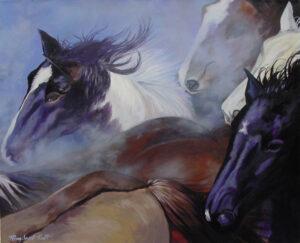 Horse-gris