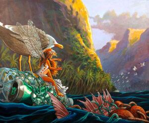 mer-poubelle