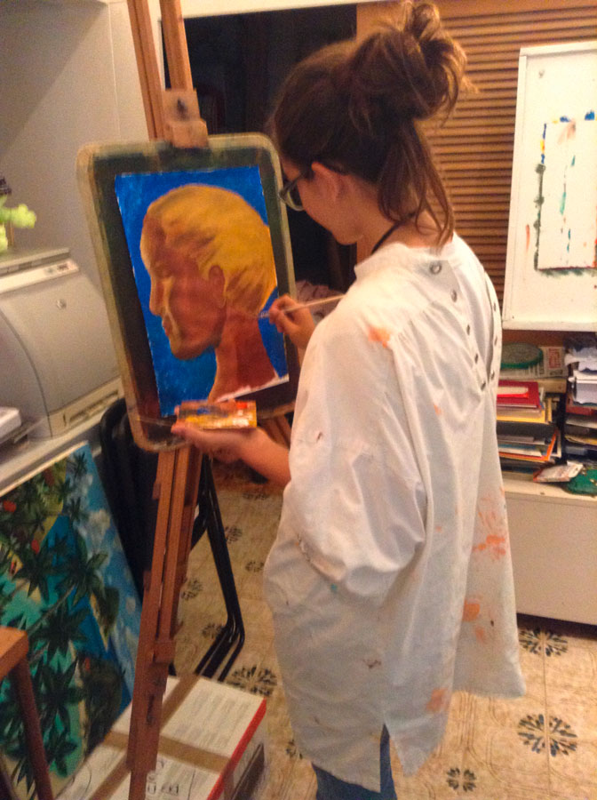 Léna-peind